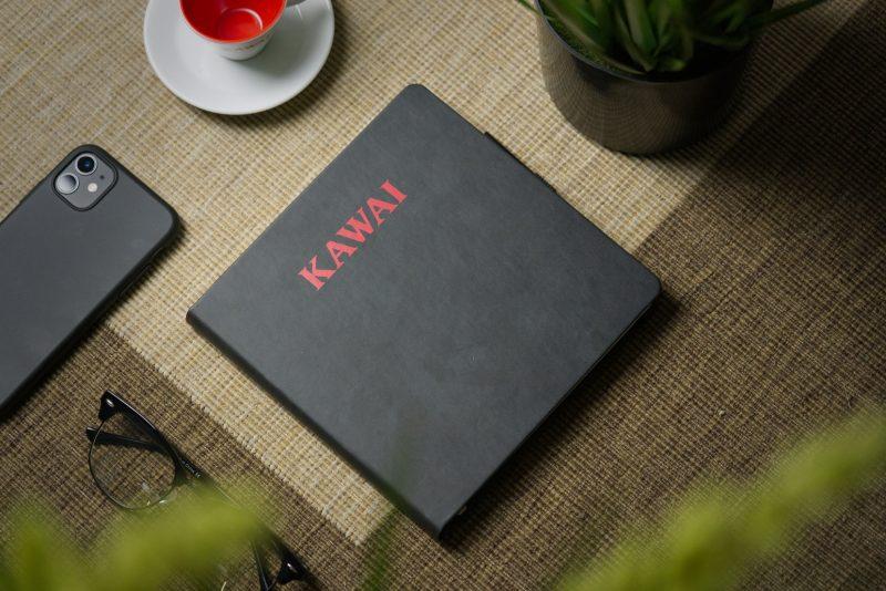 Kawai Notizbuch