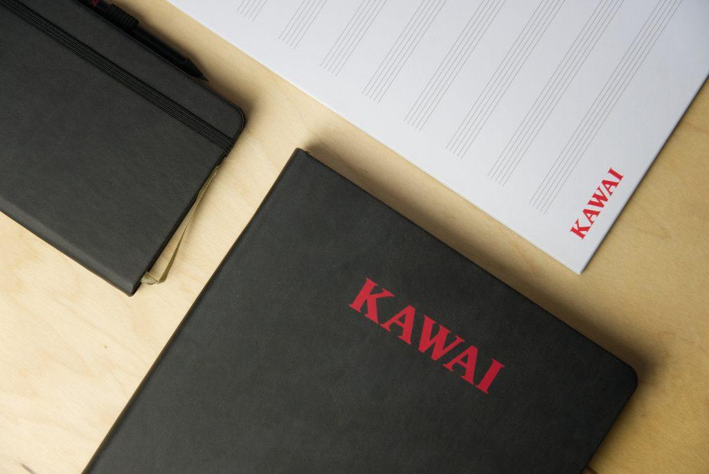 Kawai Notizbuch 2
