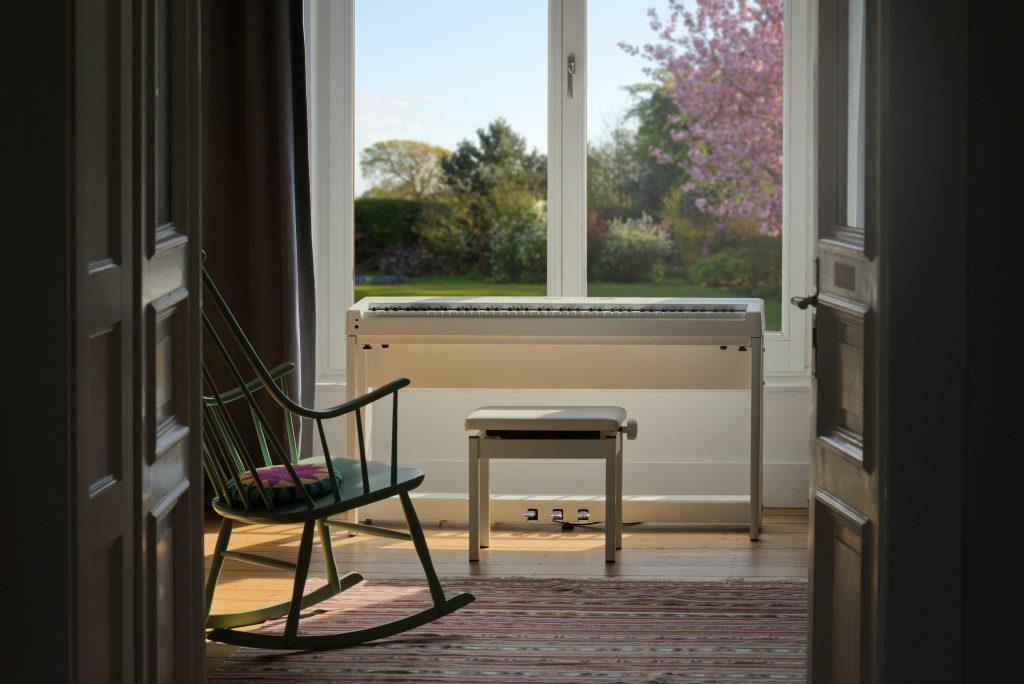 Piano Window